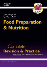 Omslag - New Grade 9-1 GCSE Food Preparation & Nutrition - Complete Revision & Practice