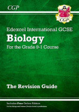 Omslag - New Grade 9-1 Edexcel International GCSE Biology: Revision Guide with Online Edition