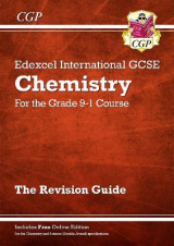 Omslag - New Grade 9-1 Edexcel International GCSE Chemistry: Revision Guide with Online Edition