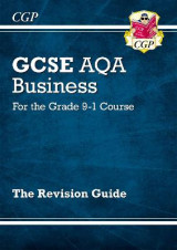Omslag - New GCSE Business AQA Revision Guide - For the Grade 9-1 Course