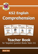 Omslag - New KS2 English Targeted Comprehension: Teacher Book 2, Years 3-6
