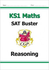 Omslag - New KS1 Maths Sat Buster: Reasoning (for the 2017 Tests and Beyond)