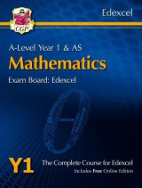Omslag - New A-Level Maths for Edexcel: Year 1 & AS Student Book with Online Edition