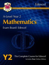 Omslag - New A-Level Maths for Edexcel: Year 2 Student Book with Online Edition