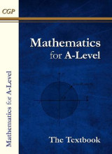 Omslag - New AS and A-Level Maths Textbook: Year 1 & 2