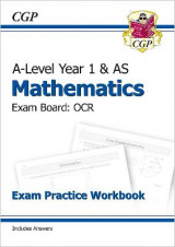 Omslag - New A-Level Maths for OCR: Year 1 & AS Exam Practice Workbook