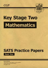 Omslag - New KS2 Maths SATs Practice Papers: Pack 5 (for the 2017 Tests and Beyond)