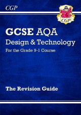 Omslag - New Grade 9-1 GCSE Design & Technology AQA Revision Guide