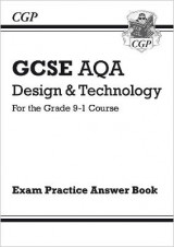 Omslag - New Grade 9-1 GCSE Design & Technology AQA Answers (for Workbook)