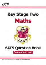 Omslag - New KS2 Maths Targeted Sats Question Book - Foundation Level