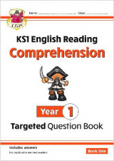 Omslag - New KS1 English Targeted Question Book: Comprehension - Year 1