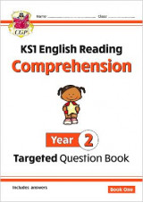 Omslag - New KS1 English Targeted Question Book: Comprehension - Year 2