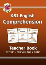 Omslag - New KS1 English Targeted Comprehension: Teacher Book for Year 1, Year 2 & Year 3 Ready