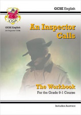 Omslag - New GCSE English - An Inspector Calls Workbook (Includes Answers)