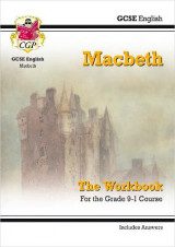 Omslag - New GCSE English Shakespeare - Macbeth Workbook (Includes Answers)