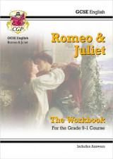 Omslag - New Grade 9-1 GCSE English Shakespeare - Romeo & Juliet Workbook (includes Answers)