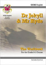 Omslag - New GCSE English - Dr Jekyll and Mr Hyde Workbook (Includes Answers)