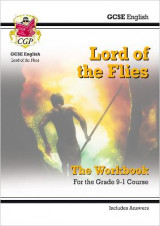 Omslag - New Grade 9-1 GCSE English - Lord of the Flies Workbook (includes Answers)
