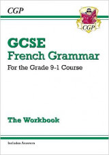 Omslag - New GCSE French Grammar Workbook - For the Grade 9-1 Course (Includes Answers)
