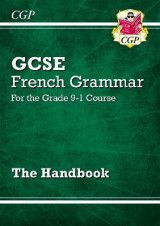 Omslag - New French Grammar Handbook - For KS3 & Grade 9-1 GCSE