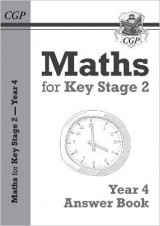 Omslag - New KS2 Maths Answers for Year 4 Textbook
