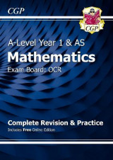 Omslag - New A-Level Maths for OCR: Year 1 & AS Complete Revision & Practice with Online Edition