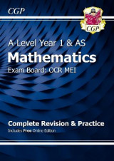 Omslag - New A-Level Maths for OCR MEI: Year 1 & AS Complete Revision & Practice with Online Edition