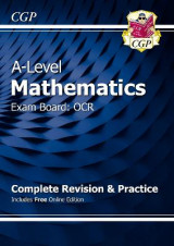Omslag - New A-Level Maths for OCR: Year 1 & 2 Complete Revision & Practice with Online Edition
