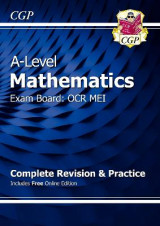 Omslag - New A-Level Maths for OCR MEI: Year 1 & 2 Complete Revision & Practice with Online Edition