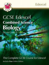 Omslag - New Grade 9-1 GCSE Combined Science for Edexcel Biology Student Book with Online Edition