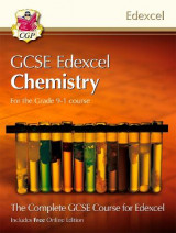 Omslag - New Grade 9-1 GCSE Chemistry for Edexcel: Student Book with Online Edition