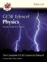 Omslag - New Grade 9-1 GCSE Physics for Edexcel: Student Book with Online Edition