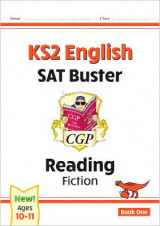 Omslag - New KS2 English Reading Sat Buster: Fiction (for the New Curriculum)