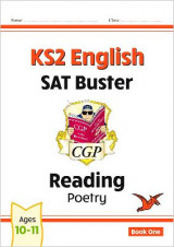 Omslag - New KS2 English Reading Sat Buster: Poetry (for the New Curriculum)