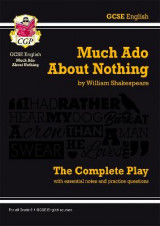 Omslag - Grade 9-1 GCSE English Much Ado About Nothing - The Complete Play