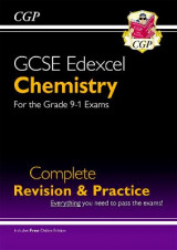 Omslag - New Grade 9-1 GCSE Chemistry Edexcel Complete Revision & Practice with Online Edition