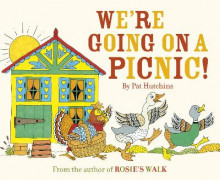 Were going on a picnic av Pat Hutchins (Heftet)