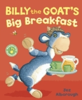 Billy the Goat's Big Breakfast av Jez Alborough (Heftet)