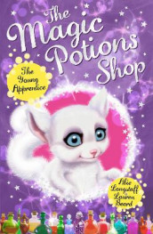 The Magic Potions Shop: The Young Apprentice av Abie Longstaff (Heftet)