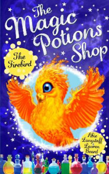The Magic Potions Shop: The Firebird av Abie Longstaff (Heftet)