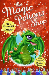 The Magic Potions Shop: The Emerald Dragon av Abie Longstaff (Heftet)