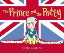 The Prince and the Potty av Nicholas Allan (Heftet)