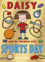 Daisy and the Trouble with Sports Day av Kes Gray (Heftet)