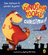 Omslag - The Dinosaur That Pooped Christmas