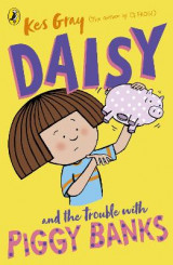Omslag - Daisy and the Trouble with Piggy Banks