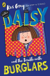 Omslag - Daisy and the Trouble with Burglars