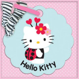 Omslag - Hello Kitty: Animal Friends