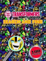 Omslag - Search and Find: Transformers Robots in Disguise 2015