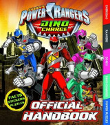 Omslag - Handbook: Power Rangers Dino Charge 2015