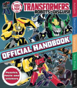 Omslag - Handbook: Transformers Robots in Disguise 2015